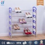 Шкаф ботинка 5 слоев алюминиевый