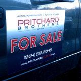 環境に優しい高品質の耐久の車のドアの磁石は印刷に署名する