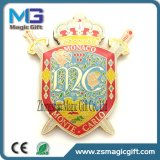 Pin feito sob encomenda do emblema da liga do zinco do esmalte da alta qualidade