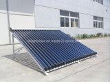 Colectores solares del tubo de calor para el sistema solar de la calefacción por agua