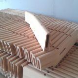 Modernos de alta qualidade Faia Oblongo mesa de café com mobiliário em madeira