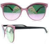 Lunettes de soleil polarisées par modèle à extrémité élevé de l'Italie de lunettes de soleil de lunettes de soleil de la protection UV400