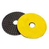 Абразивный диск с основанием Al для гранита и мрамора