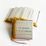 3.7V 680mAh 404045 de Navulbare Batterij van Li-Po van het Polymeer van het Lithium voor DIY MP3 MP4 MP5 GPS PSP de Video PanTablet van de Camera