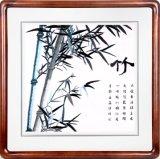 Chinesische klassische Wand-Hängen Wand-Farbanstrich für Gaststätte Gebrauch ein