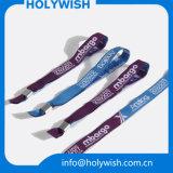 Wristbands a gettare su ordinazione di intrattenimento con il marchio di abitudine di stampa di Tyvek