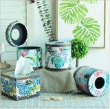 European-Style Petite serviette en papier en Cuir boîte fraîche, salle de séjour serviette de table boîte de rangement, serviette de papier Case, serviette en papier de ménage boîte créative