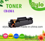 Toner della stampante a laser di CB436A per la stampante dell'HP