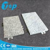 PVDF 외부 금속은 장식적인 알루미늄 외벽을 깐다
