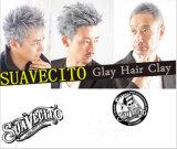 Сливк цвета волос сливк профессиональная временно DIY краски волос цвета глины 9 волос Suavecito