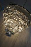 Indicatore luminoso a cristallo del lampadario a bracci dell'ingresso su ordine di lusso dell'hotel (KA1213-7)