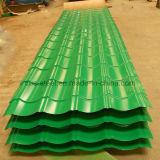 Gewölbtes Stahldach-Blatt PPGI