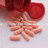 Forme galénique de capsules et type de vitamines alpha acide lipoïque avec de la biotine
