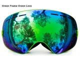 Lunettes du ski des hommes et des femmes/sphère antibrouillard de double lunettes d'alpinisme