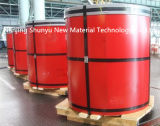 Le bobine di PPGI da colore del Jiangsu hanno ricoperto la bobina d'acciaio di SGCC/Dx51d-Z con il prezzo basso
