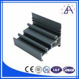 Profil en aluminium de fabrication de guichet et de porte