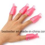 Le prix le plus bas 10PC Plastic Nail Art Soak off Cap Clip Gel UV Gel Polonaise Vernis à ongles Vernis