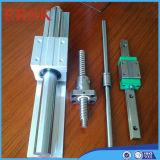 Excellent CNC Arbre en acier solide pour le matériel matériel de convoyage