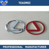 Peças personalizadas Chrome ABS Car Body Sticker Emblem Badges
