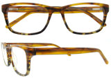 Italiano Handmade Eyewear degli occhiali del commercio all'ingrosso del blocco per grafici di Eyewear