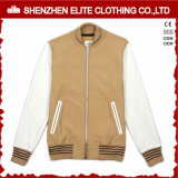 2017 Spring Hot Sale Men Varsity Bomber Jacket with Patches (ELTBQJ-548)