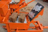 ضغطت بيئيّ قرميد آلة [قمر2-40] يكبس أرض قالب آلة يشتبك تربة قرميد آلة