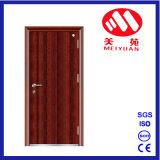 耐火性の鋼鉄ドア、デザイン無し