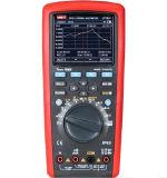 Tester di Digitahi di resistenza di capacità di Avometer del voltmetro di CC di CA Ut181