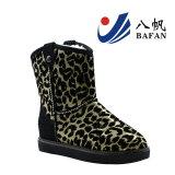 Leopard Print моды женщин снег загружается Bf1610239