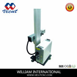 Vertikaler Typ Faser-Laser-Markierungs-Maschinen-Laserlesegerät