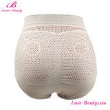 De traditionele Hoge Taille beschermt Naakte Sexy Dame Underwear van de Baarmoeder