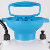 Pulverizador manual plástico da bomba da pressão de mão da pressão de ar do jardim 8L de Shixia Seesa GS Aprroved (SX-CSG8F)