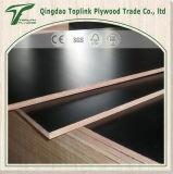 Las hojas de la madera contrachapada/la película de China cubrieron la madera contrachapada hecha frente laminada