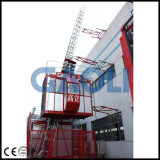 Alzamiento magro Scq200/200 de la construcción con Ce y el certificado ISO9001