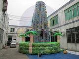 Tiki aufblasbare Felsen-Kletternwand für Erwachsene und Kinder
