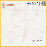 600 X 600mm het Marmeren Exemplaar van Inkjet verglaasde de Opgepoetste Tegel van de Vloer van het Porselein