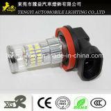 linterna auto de la lámpara de la niebla de la luz LED del coche de 12V48W LED con la base ligera de Xbd del CREE del socket H1/H3/H4/H7/H8/H9/H10/H11/H16