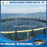 HDPEの浮遊ケージを耕作する円のStromの抵抗の公開した海