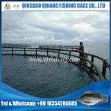 Gabbia dell'impresa di piscicolture dell'HDPE per l'agricoltura intensa nel mare o nel lago