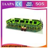 Bambini del fornitore del trampolino del principale 1 della Cina e sosta dell'interno adulta del trampolino