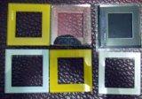 Fertigung-Qualitäts-buntes ausgeglichenes Glas-Schalter-Panel