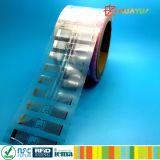 Inlegsel van Etiket 9710 H4 UHFRFID van EPS Gen2 het Slimme voor het Beheer van het Pakhuis