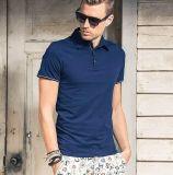 Polo de los hombres de la manera barata del nuevo estilo / camisas / fábrica hizo el polo de encargo del precio barato