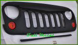 De voor Boze Grill van het Net van het Traliewerk van de Vogel voor de Sport van Wrangler Rubicon Jk van de Jeep