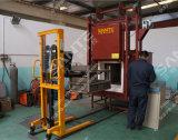 высокотемпературная электрическая печь сопротивления камеры коробки промышленной печи 1200c для жары - обработки