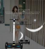 2 Räder 8 Zoll-Selbst, der elektrische Roller Hoverboard mit dem Griff-Stab vollkommen für im Freiensport-Schlüssel balanciert