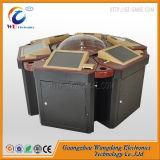 Machine van de Roulette van Wangdong de Elektronische met de Acceptor van de Rekening van ICT voor Verkoop