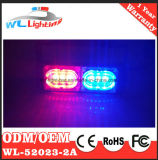 Mini Traffic Advisor Warning Strobe Light Bar