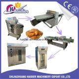 Línea línea del Croissant de la maquinaria de panadería del pan para la panadería