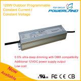120W programmable extérieure constante LED Driver courant constant / tension